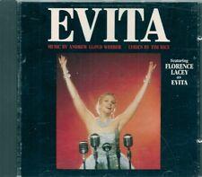 CD BOF 14 TITRES--EVITA--TIM RICE/LLOYD WEBBER