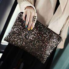Stylische Damenhandtasche mini Clutch kleine Tasche Abendtasche Umhängetasche