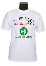 Tee-shirt adulte supporter foot saint etienne réf 14