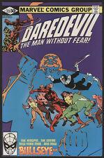 Daredevil #172, 1981, Marvel Comics