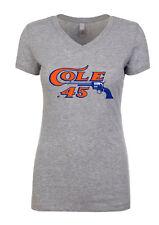 """V-NECK Gerrit Cole Houston Astros """"Cole 45s"""" Ladies T-shirt"""