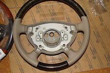 1 Mercedes Holzlenkrad w211 Holz E klasse Lenkrad w463 steering wheel wood  NEU