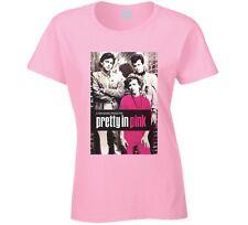 Pretty In Pink 80s Teen Movie Cult Fan T Shirt