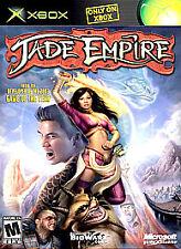 Jade Empire, (XBOX)