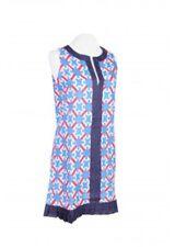 NWT 'Malabar Bay' 100% Cotton Tunic Top Mini Dress Bathing Suit Cover