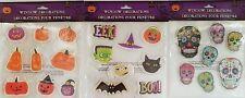 Halloween Window Gel Stickers Decorations   Select: Theme