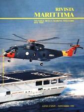 RIVISTA MARITTIMA N. 11 / NOVEMBRE 1991  AA.VV.  1991