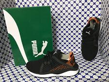 Scarpe Puma Uomo - Tsugi Netfit - Nero Arancio - 364629