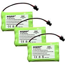 3x Batteries for Uniden DCT648-3 DCT6485 DCT6485-2 DCT6485-3 Cordless Telephone
