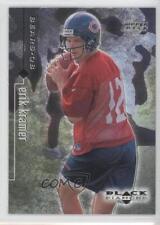 1998 Upper Deck Black Diamond Rookies 16 Erik Kramer Chicago Bears Football Card