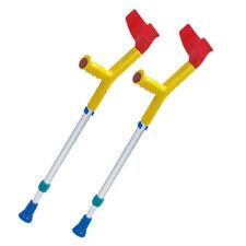 REBOTEC FUN-KIDS (1 Paar) Gehhilfe, Krücken, Kinderkrücken *Farbauswahl möglich