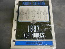 1997 Harley Davidson XLH Models Parts Catalog Service Repair Shop Manual NEW