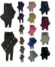 Abito Ragazze Leggings Set Suit Tops Vestito Kids Legging Set Età 4-13 anni