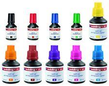 edding T25 Nachfülltusche für Permanentmarker 10 Farben wählbar 30ml