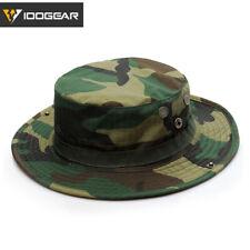 IDOGEAR Tactical Boonie Hat Outdoor Hunting Fishing Hats Headwear Paintball Camo