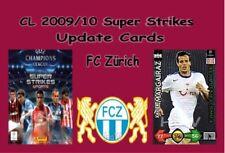 Panini Champions League Super Strikes 2009/10 - Update   FC Zürich