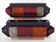 TOYOTA LANDCRUISER FJ40 FJ45 Pair Tail Light Taillight surround NEW 40 series