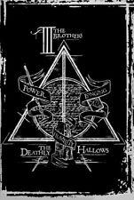 Harry Potter Poster Heiligtümer des Todes Grafik 61x91.5cm