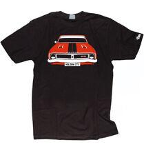 CUSTOM HTees T-shirt - HOLDEN HT MONARO GTS, Pick your car's colour & plate