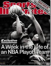 May 21, 2001 Baron Davis Charlotte Hornets SPORTS ILLUSTRATED NO LABEL WB