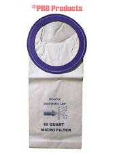 Commercial Vacuum Bag Proteam 450243 BackPack 10 Quart Super Coach & Coach Vac
