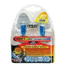 LAMPADA ALOGENA BLU-XE 2PZ H7 55W 12V PX6D OMOLOGATA PER USO STRADALE