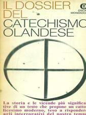 IL DOSSIER DEL CATECHISMO OLANDESE  AA VV OSCAR MONDADORI 1968 GLI OSCAR