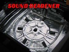 50mil 12.5sqft Heat Shield Mat Automotive sound deadening Free Dynamat Sample