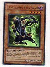 Granmaestro Ninja Hanzo YU-GI-OH! ORCS-IT029 Ita ULTRA RARA 1 Ed.