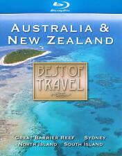 Travel: Best of Travel: Australia & New Zealand (Blu-ray + DVD)