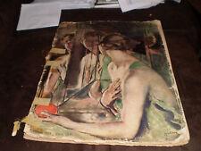L' Illustration Noel, 1925 RARE!
