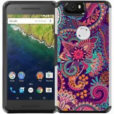 Slim Hybrid Armor Case Shock Proof Phone Cover for Google Nexus 6P