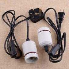 Ceramic E27 Lighting Heater Bulb Lamp Light Holder Socket Reptile Vivarium 300W