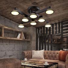 Industrial Office LED Ceiling Lighting Living Room Bedroom Loft Pendant Lamp