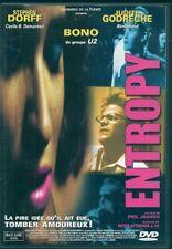 DVD ZONE 2--ENTROPY--DORFF/GODRECHE/BONO/JOANOU