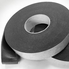 Acoustic INSONORIZZAZIONE Resistente Nastro-Travetto / Stud lavoro isolamento 10 mm di spessore