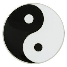 PinMart's Chinese Taoism Yin Yang Enamel Lapel Pin