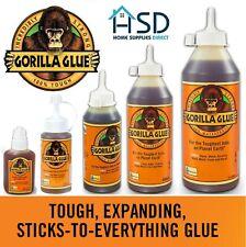 Gorilla Glue Super Strong Epoxy Waterproof Multi Purpose Adhesive Wood Stone NEW
