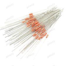 50 Stücke Thermistor Temperaturfühler Ntc MF58 3950 B 10 Karat Ohm 5/% bb