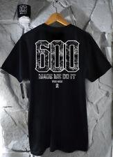 Ride rico el 600 Club De Motocicleta Camiseta Ropa Camisetas casual moto