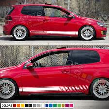 Sticker Graphic Stripe Kit for Volkswagen VW Golf GTI R TSI MK6 2008 2011 2019