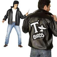 T-Birds Chaqueta para hombre Vestido Elaborado Disfraz con licencia de grasa M-XL