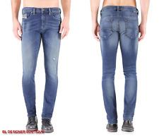 "DIESEL ""Thavar-NE"" Skinny Leg Stretch Cotton Jogger Jeans in 0662L NEW NWT"