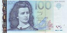 ESTONIA - 100 krooni 2007 uncirculated banknote