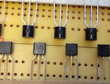 200mA -40V PNP Bipolar Transistor 2N3906TAR TO-92 625mW 250MHz Multi Qty
