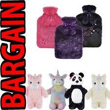 Hot Water Bottles Body warmer Winter Rubber Animal Novelty Christmas Gift