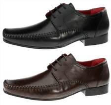 La burocracia Ching lazada Delantal Casual Para Hombre Zapatos De Cuero Real