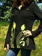 VESTE SWEAT NEPAL - Createur sarouel blouson lutin elfe