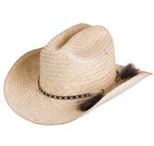 """Scippis """"Clark"""" Strohhut Westernhut Cowboyhut Damen Herren Sommer Schatten"""