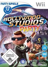 Hollywood Studio Party (Nintendo Wii, 2008, DVD-Box)